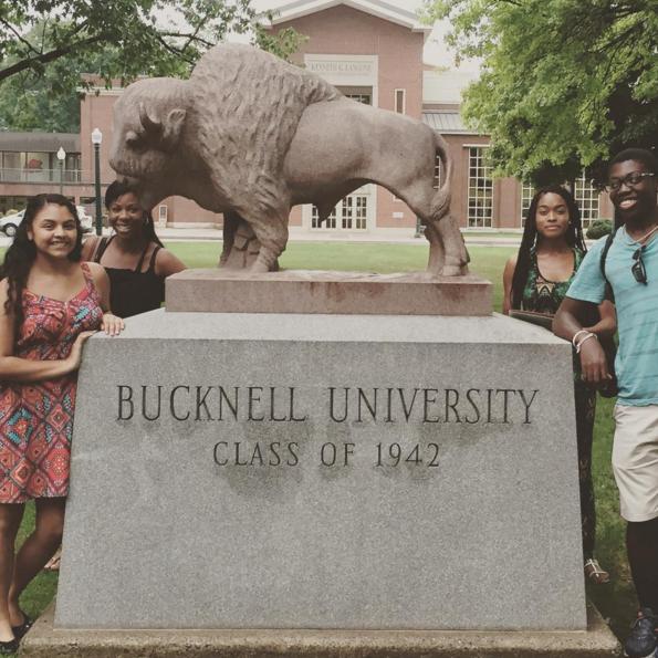 Touring Bucknell University