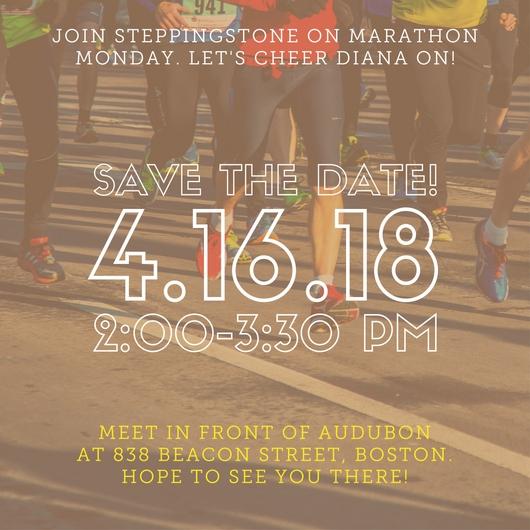 Marathon Save the Date