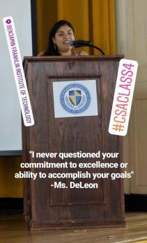 Ms DeLeon